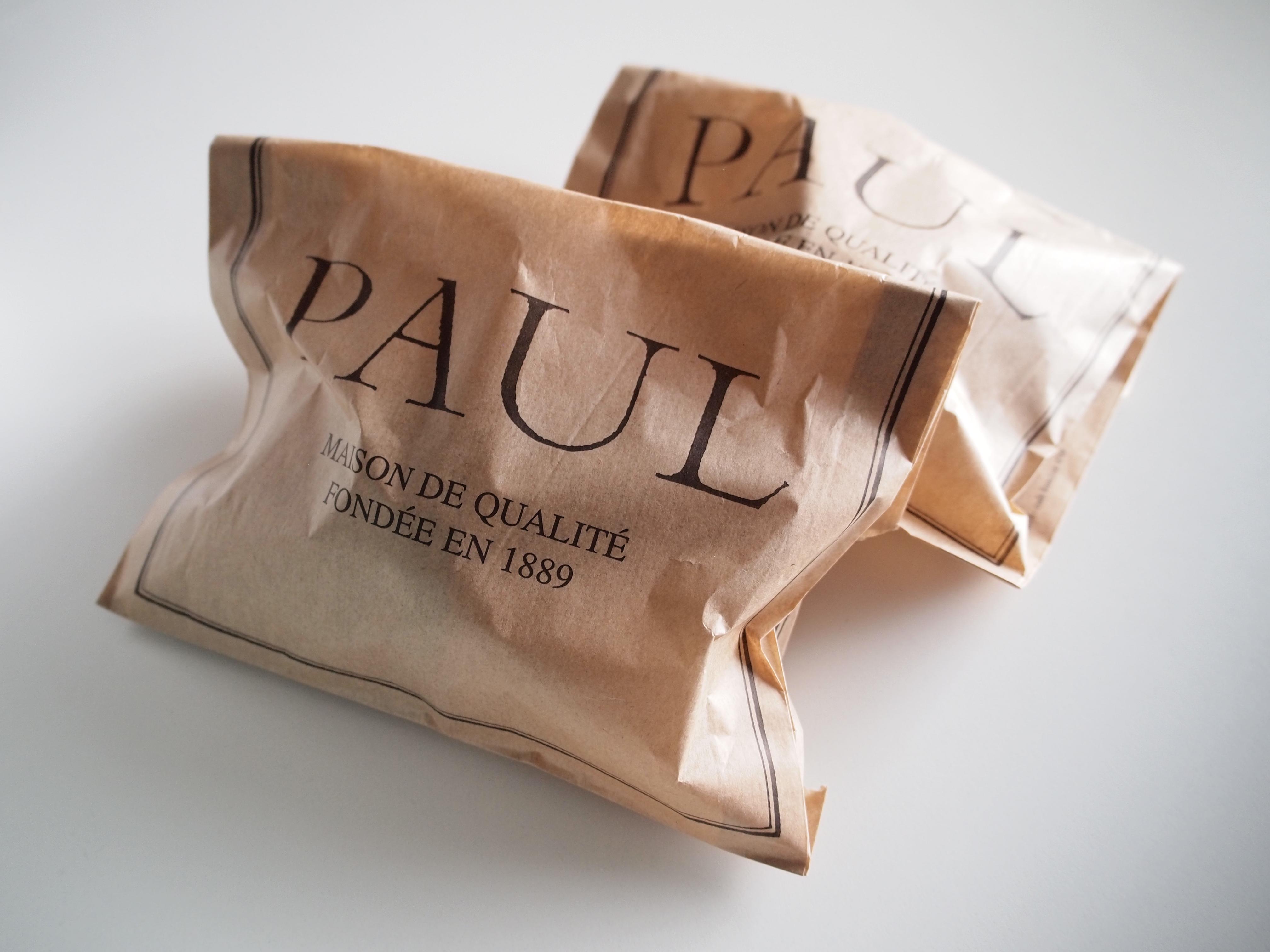 PAUL パン クロワッサン おすすめ 人気 メニュー 値段