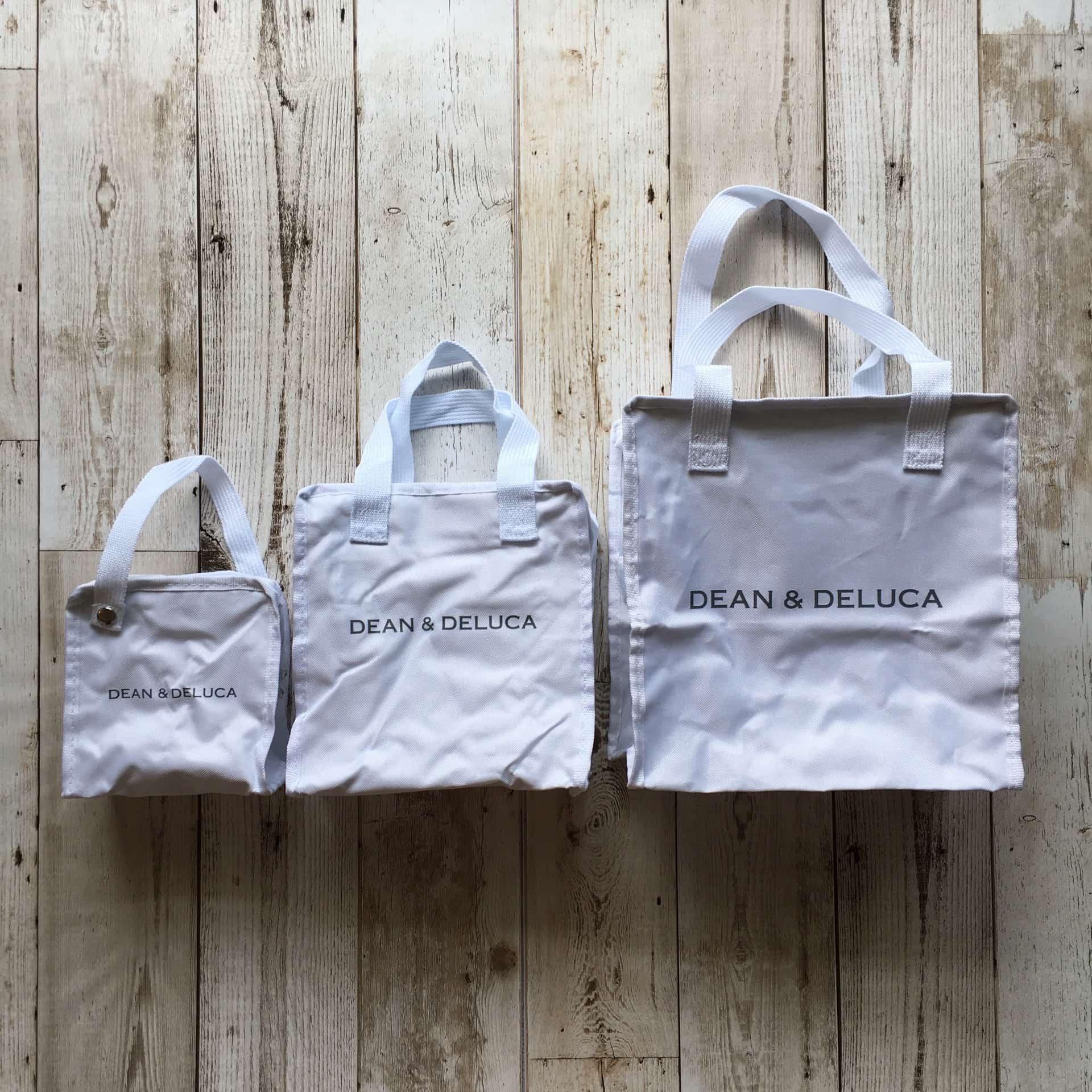 GLOW8月号付録「ディーン&デルーカ」の保冷バッグが今回も人気&優秀すぎる!