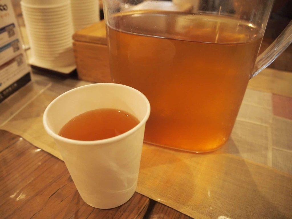班家食工房 ランチ 鶴橋 韓国料理 メニュー 値段 安い コーン茶