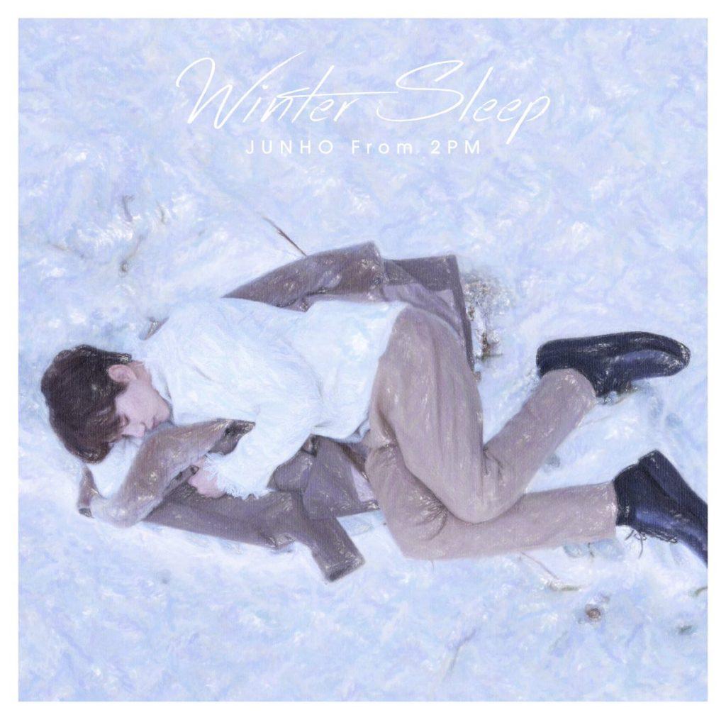 2PM JUNHO ジュノ ソロ アルバム Winter Sleep ファンクラブ限定盤 FC限定盤 価格 完全生産限定盤