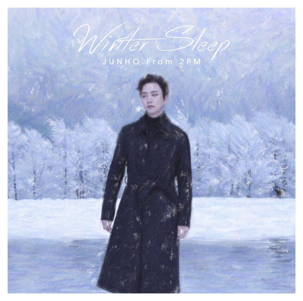 2PM JUNHO ジュノ ソロ アルバム 価格 Winter Sleep 初回生産限定盤A