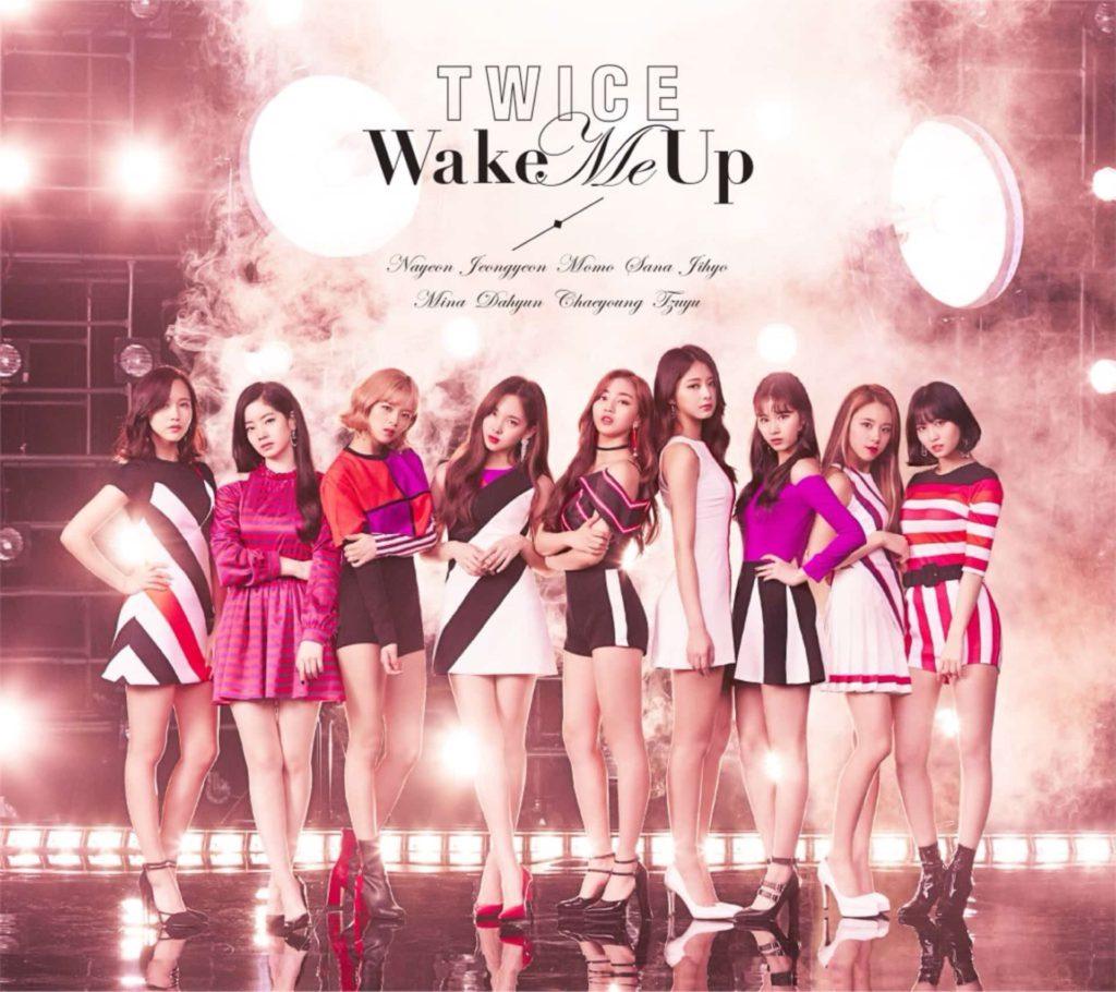TWICE Wake Me Up シングル 初回生産限定盤A 価格比較