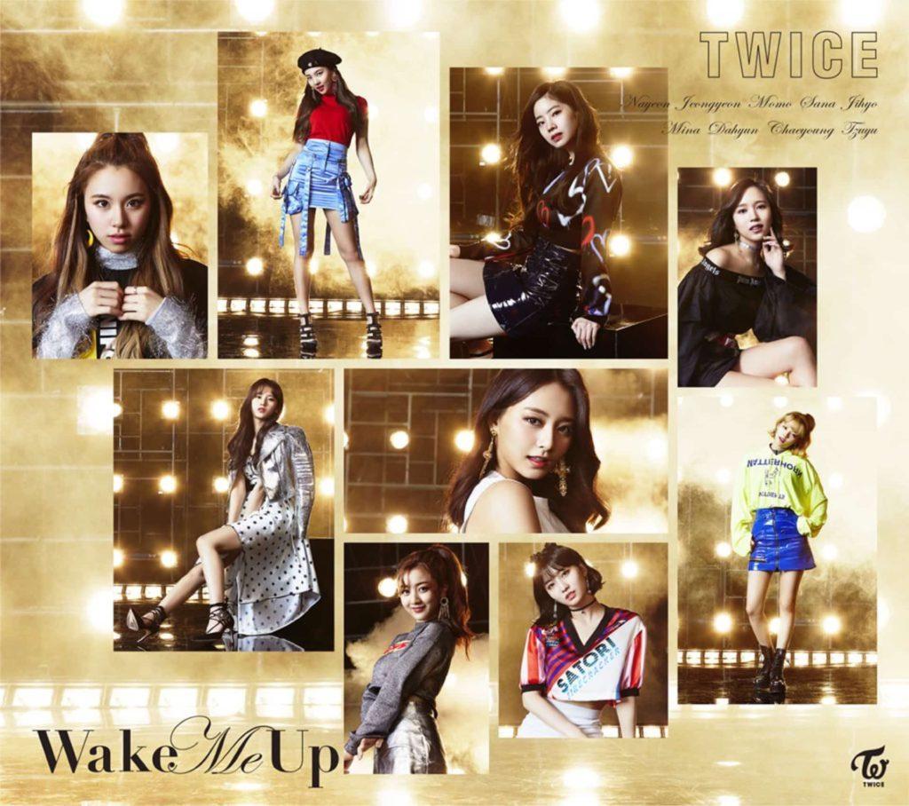TWICE Wake Me Up シングル 初回生産限定盤B 価格比較