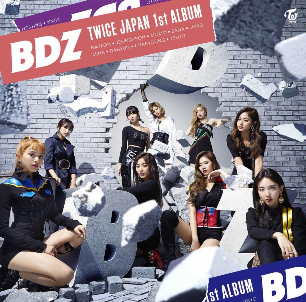 TWICE アルバム BDZ 通常盤 価格比較 価格 一覧