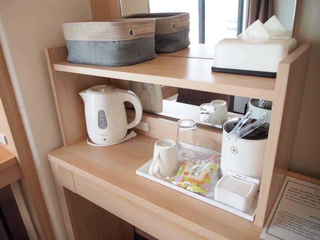 新横浜プリンスホテル レディースシングル レディースフロア 女性専用フロア 部屋 客室 画像