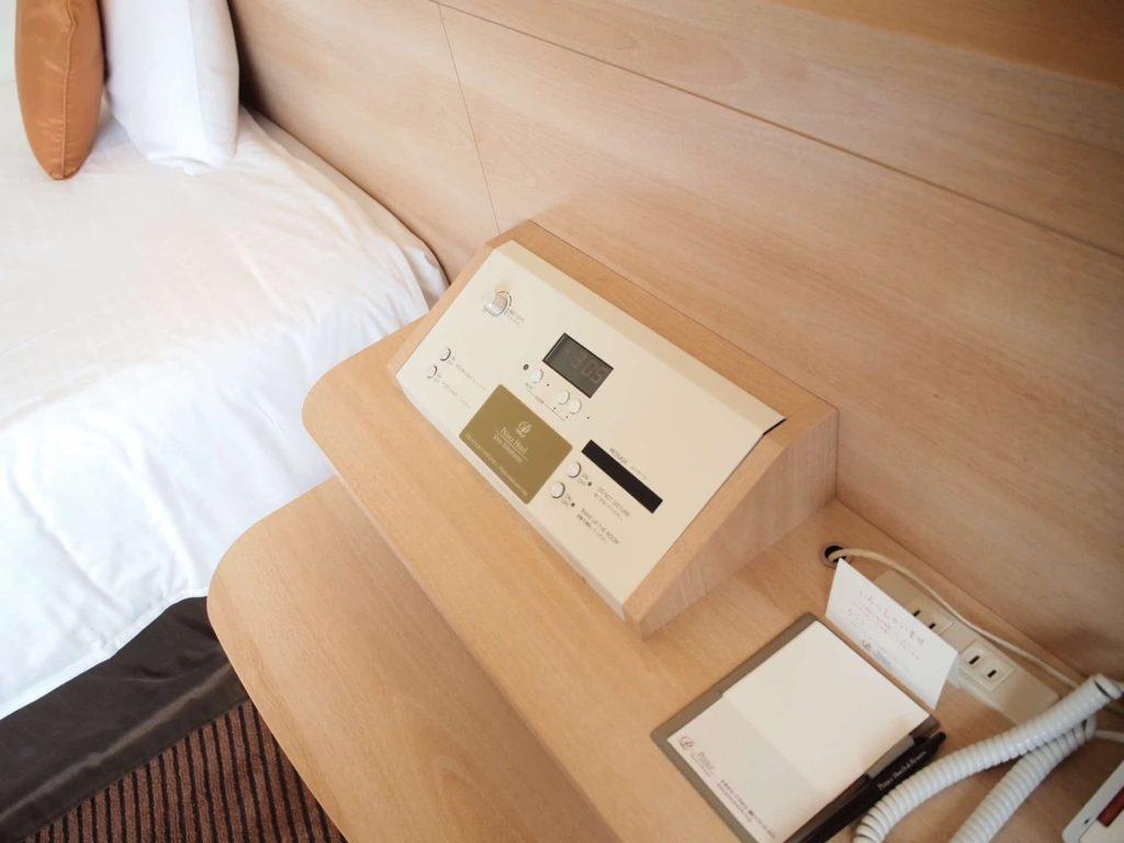 新横浜プリンスホテル レディースシングル レディースフロア 女性専用フロア 部屋 客室 画像 コンセント