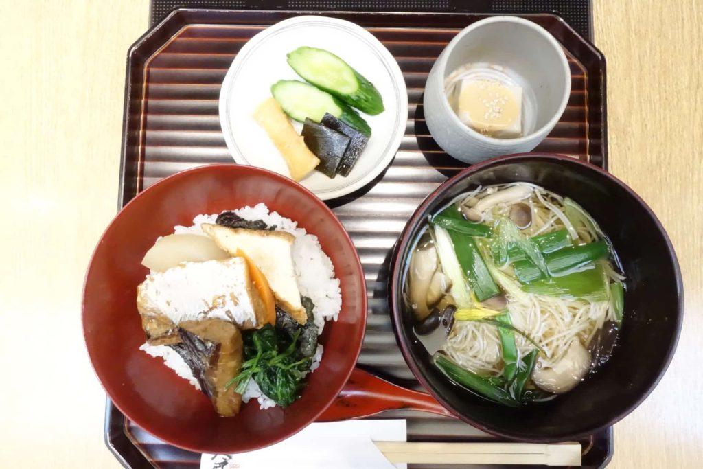 はしたて 京都駅 SUVACO スバコ JR京都伊勢丹 和食 おすすめ ランチ