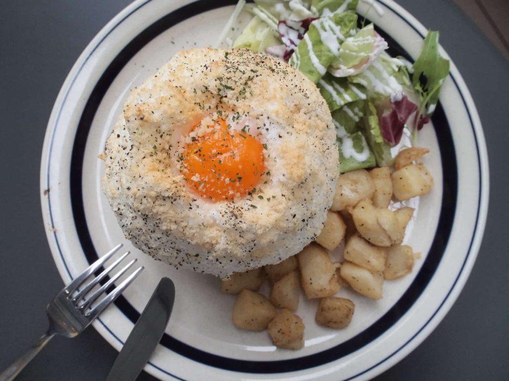 Eggs'n Things エッグスンシングス エッグインクラウド 大阪 梅田 茶屋町店 限定