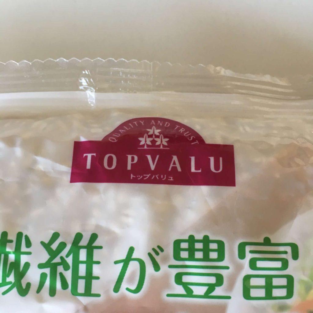 トップバリュ 胚芽もち麦 もち麦