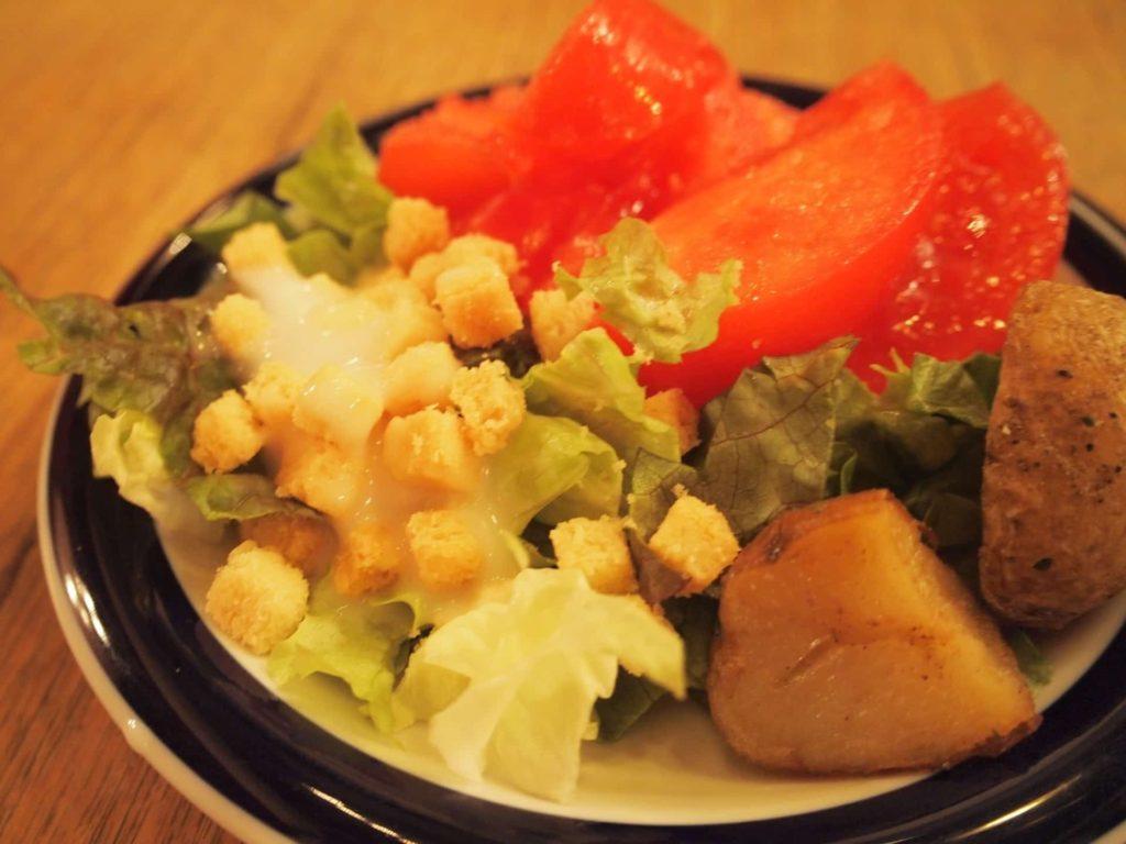 Solomons ソロモンズ 原宿 ランチ メニュー 値段 サラダバー サラダ食べ放題