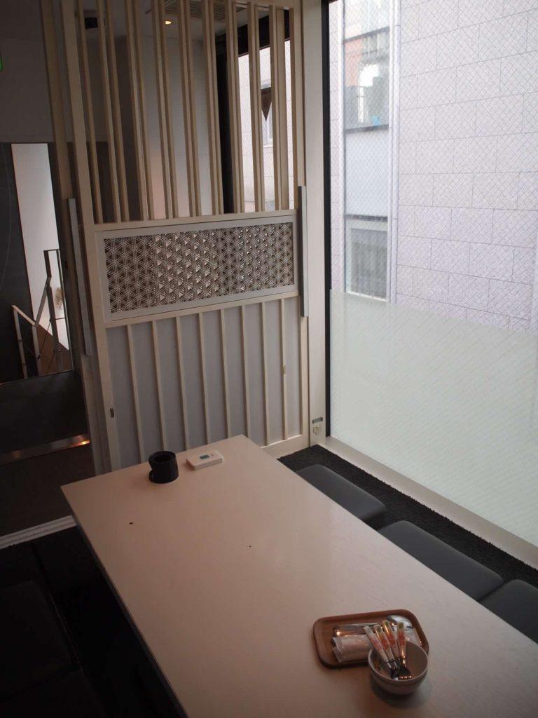 KICHIRI キチリ 渋谷宮益坂下 ランチ 店内 個室 掘りごたつ