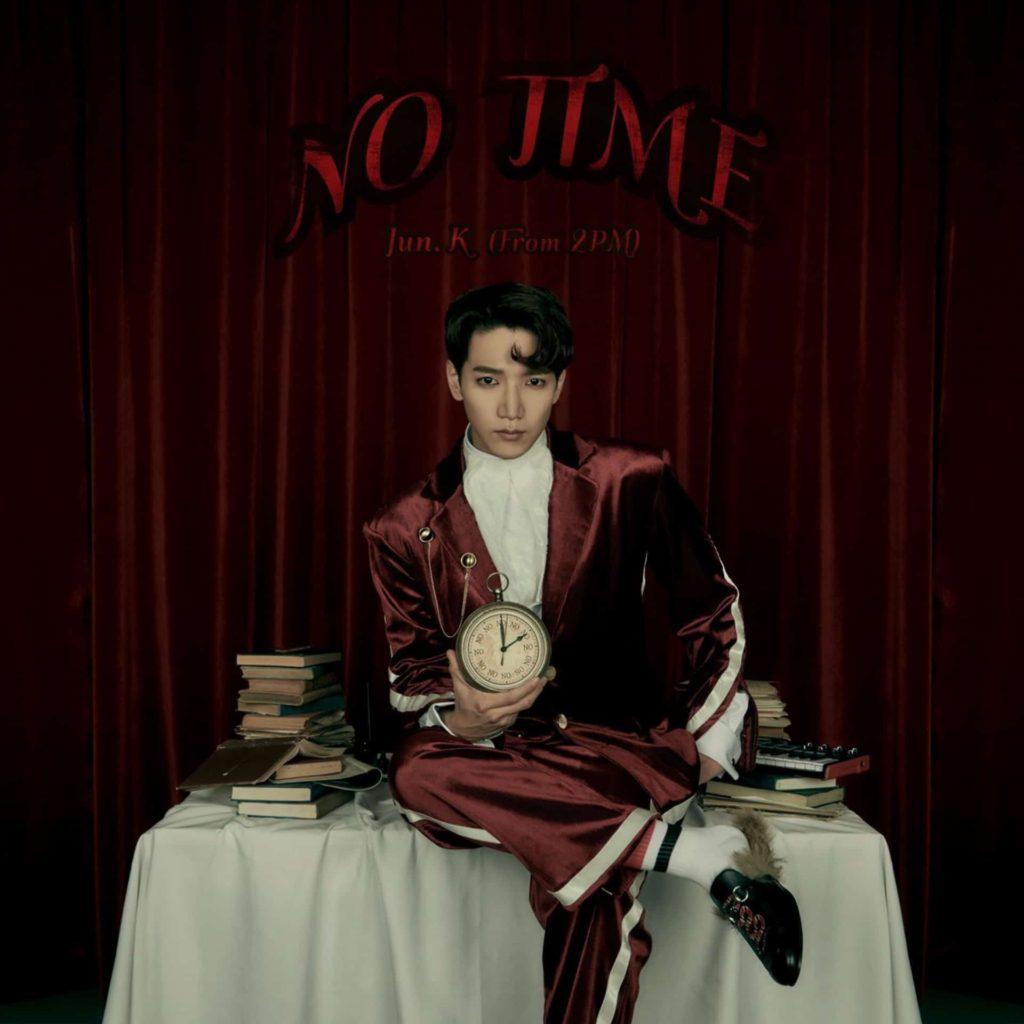 Jun.K NO TIME 2018 アルバム 価格 比較 一覧 初回生産限定盤B