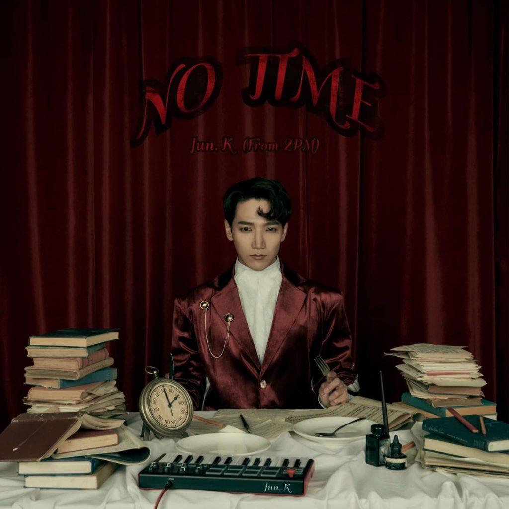 Jun.K NO TIME 2018 アルバム 価格 比較 一覧 FC限定盤