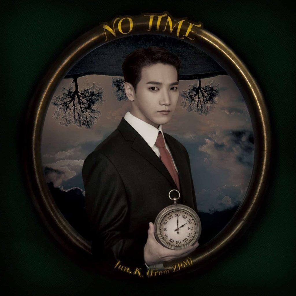 Jun.K NO TIME 2018 アルバム 価格 比較 一覧 初回生産限定盤A