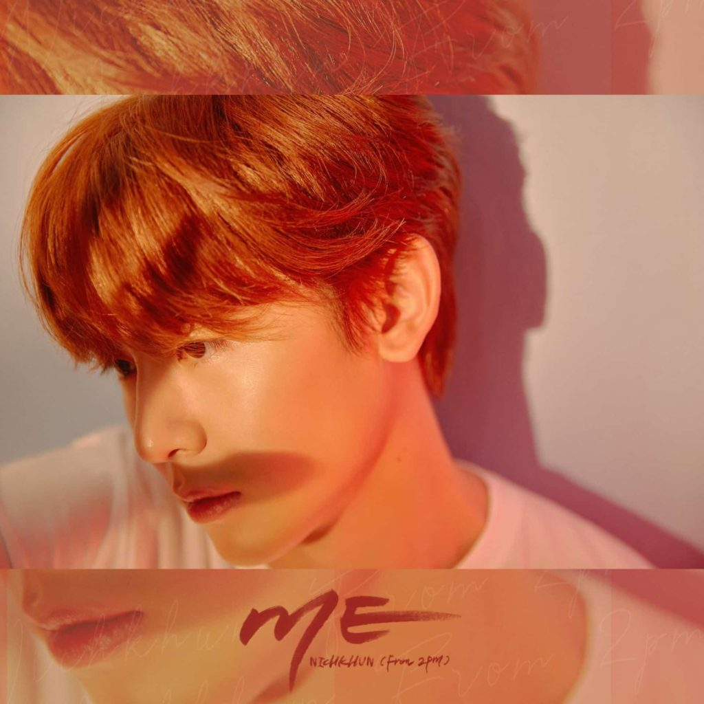2PM ニックン ミニアルバム ME 初回生産限定盤B