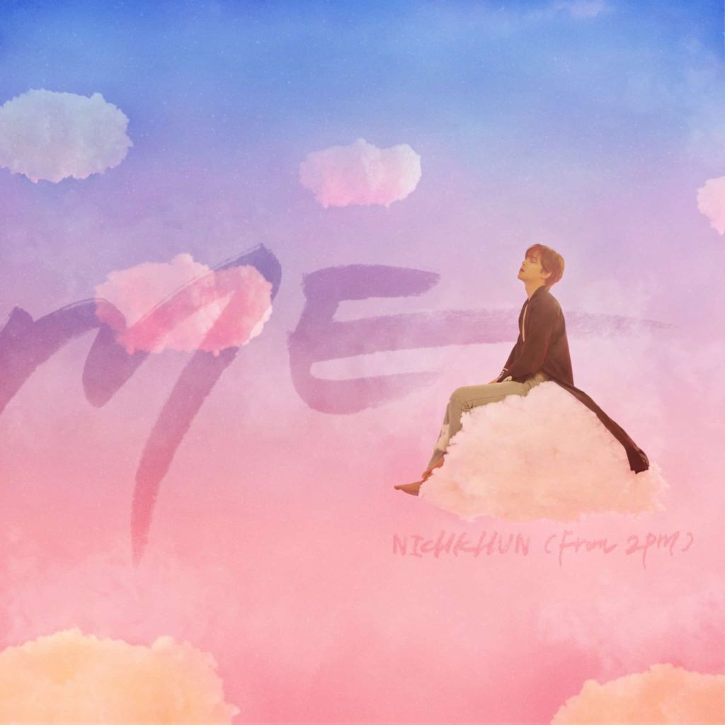 2PM ニックン ミニアルバム ME 初回生産限定盤A