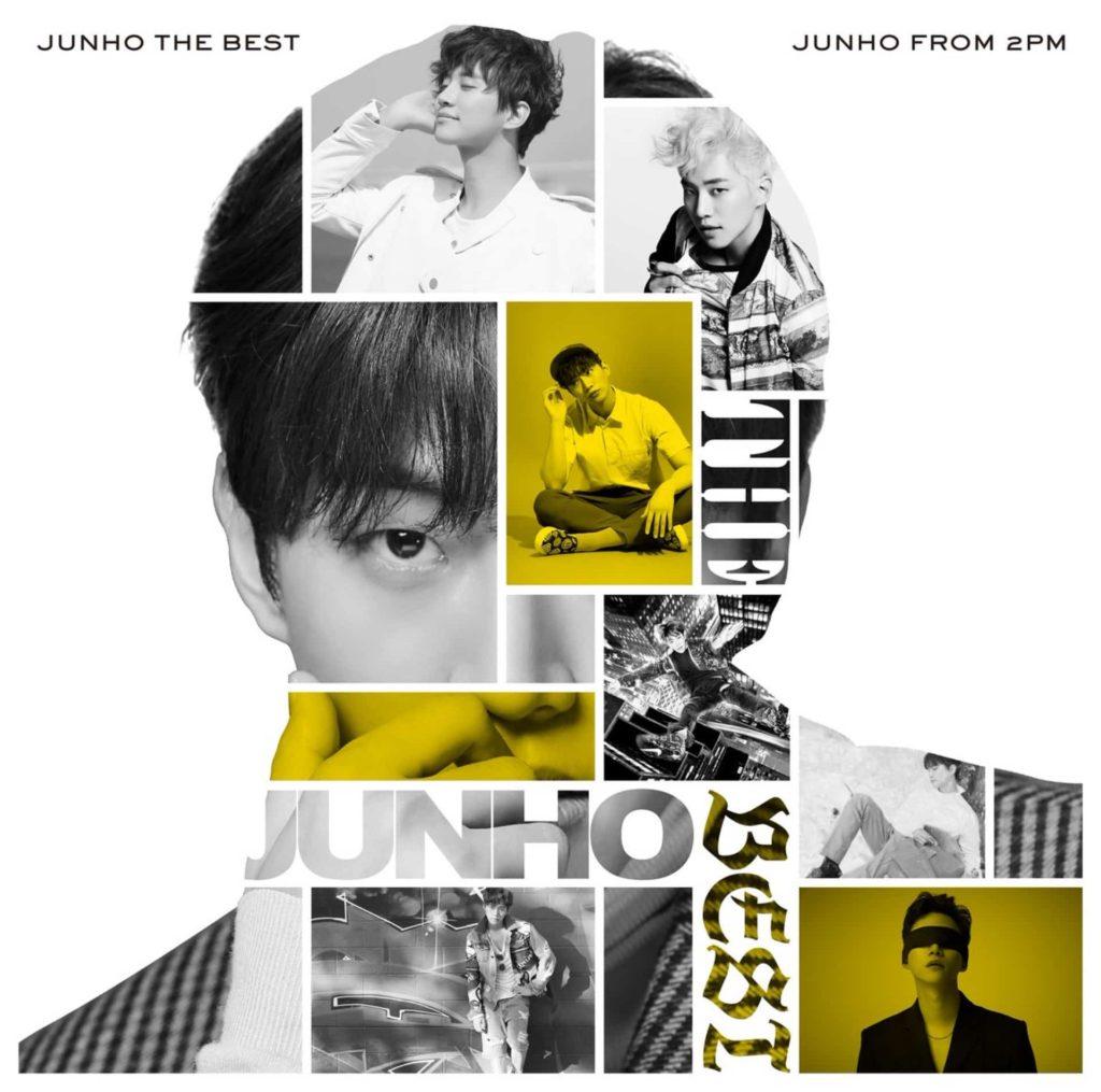 2PM ジュノ アルバム ベストアルバム JUNHO THE BEST 初回生産限定盤