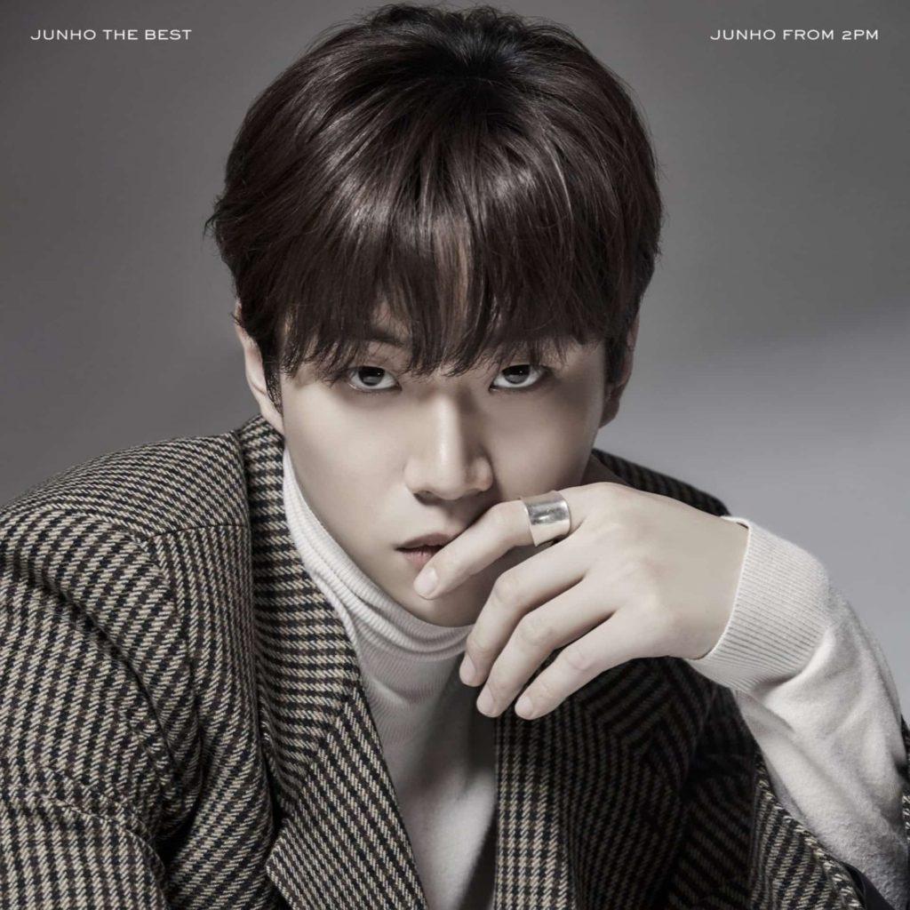 2PM ジュノ アルバム ベストアルバム JUNHO THE BEST 完全生産限定盤 ファンクラブ盤