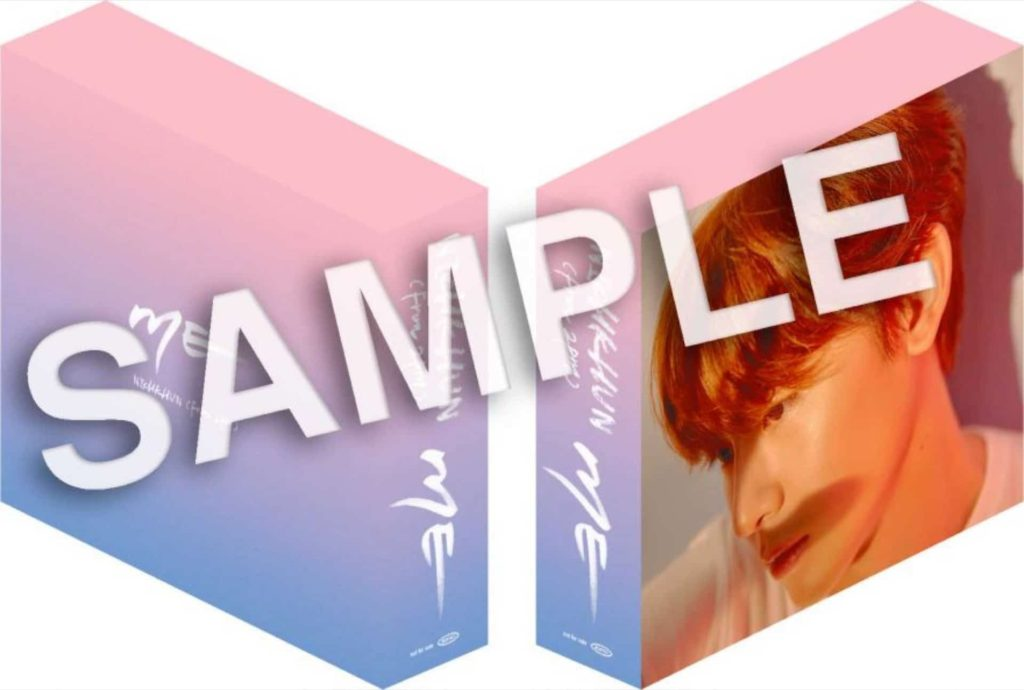 2PM ニックン ME アルバム 値段 比較 一覧 価格比較 3形態同時購入セット
