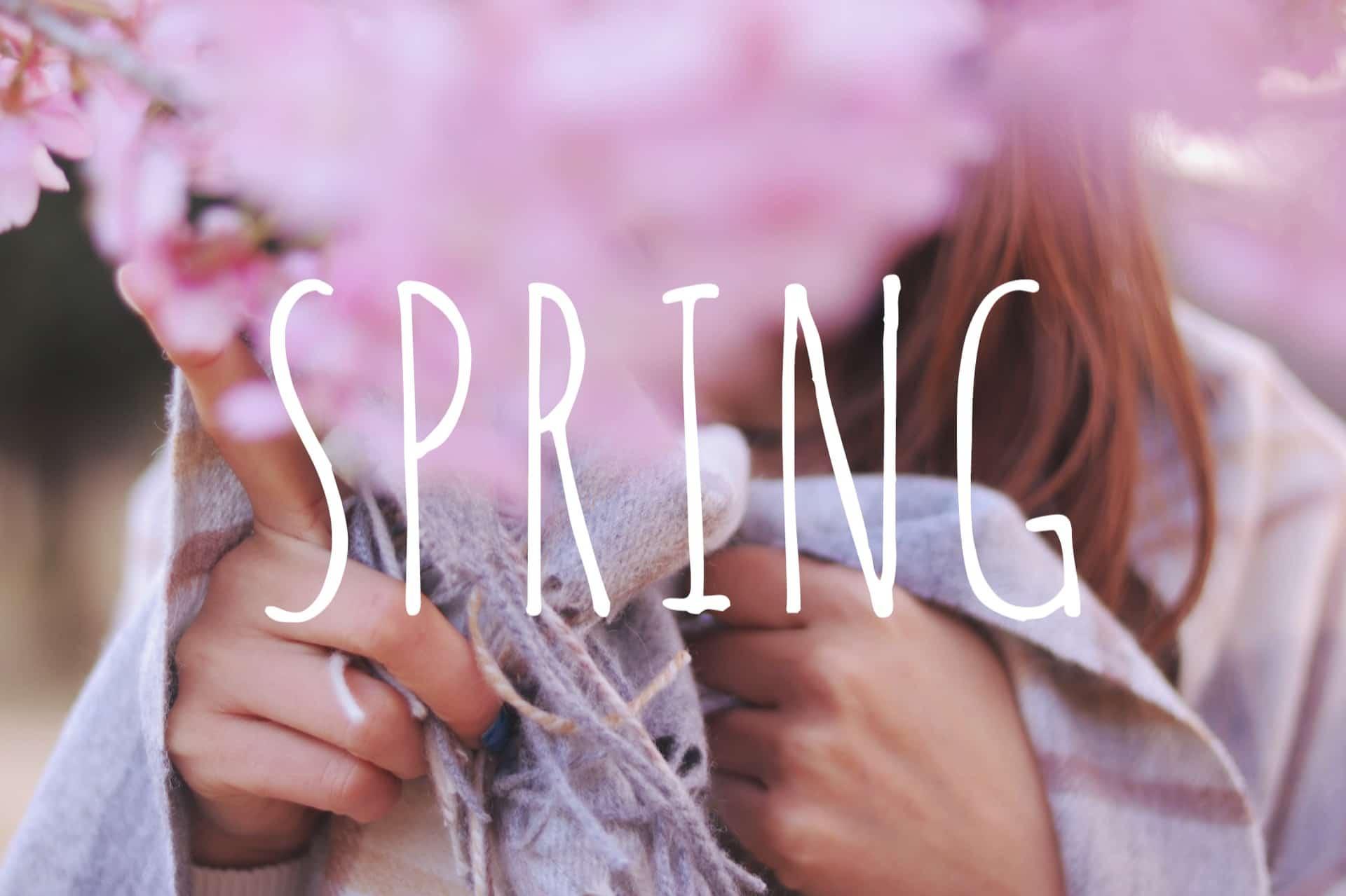 【2018年最新版】春うた厳選26曲。聴いていて思わずルンルン気分になる歌を集めました
