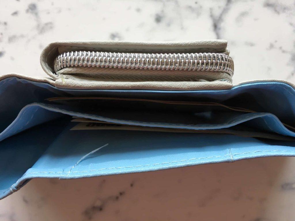 SPRiNG スプリング 雑誌 付録 2018年 5月 ミニ財布 ちび財布 財布 レビュー