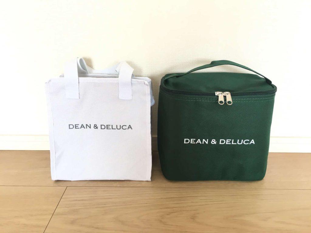 GLOW 雑誌 付録 2018 8月号 ディーンアンドデルーカ DEAN&DELUCA 保冷バッグ レビュー 口コミ ブログ