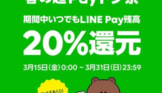 簡単に使える!LINE Pay(ラインペイ)の20%還元キャンペーンを使って半額以下で買ったもの