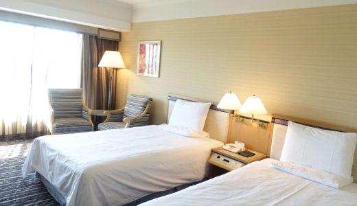 【宿泊記】ホテルニューオータニ大阪は大阪城ホールライブの遠征にもおすすめ!アクセスも抜群で便利
