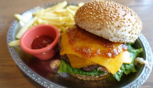 大阪・ルクアイーレにある「グッドプロヴィジョン」でアメリカンなハンバーガーランチ!