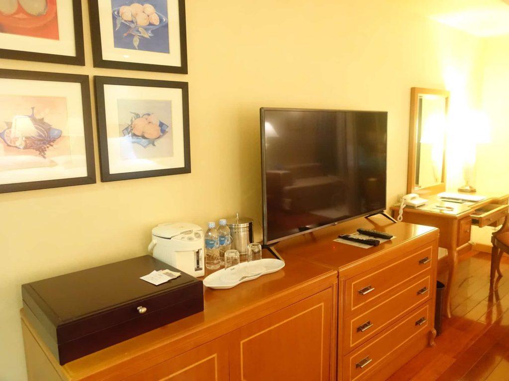 沖縄マリオット アメニティ 客室設備 オキナワマリオットリゾート&スパ