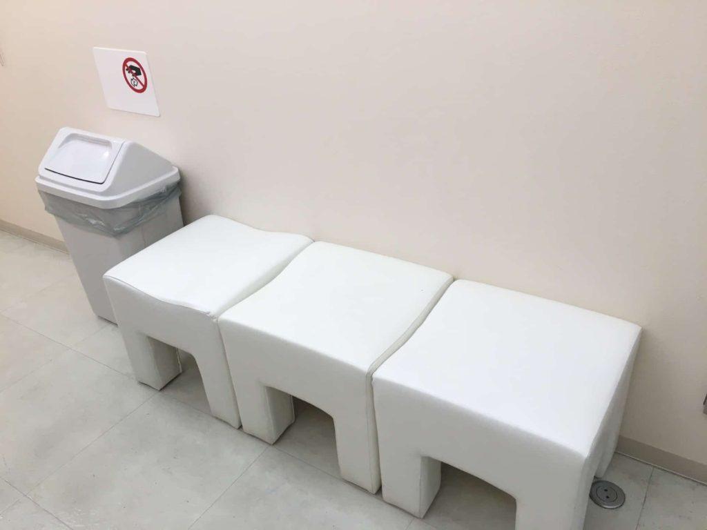 沖縄 那覇空港 授乳室 設備 お湯 レンジ オムツ替え台