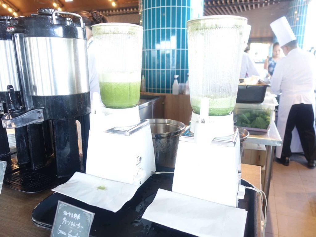 沖縄マリオット レストラン 朝食 クワッチー ブログ メニュー オキナワマリオットリゾート&スパ