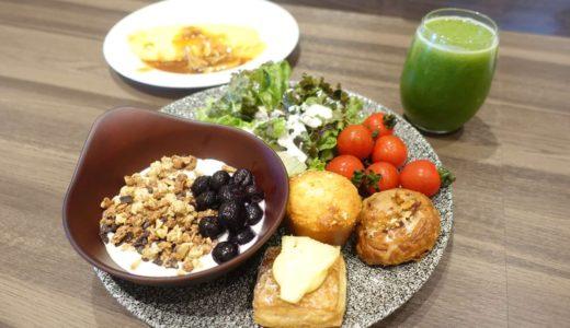 【沖縄マリオットホテル】レストランの朝食ビュッフェを徹底レポ!「クワッチー」が充実
